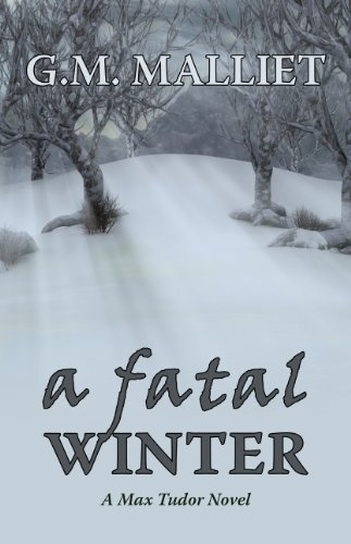 9781410454225: A Fatal Winter (Max Tudor Mysteries)