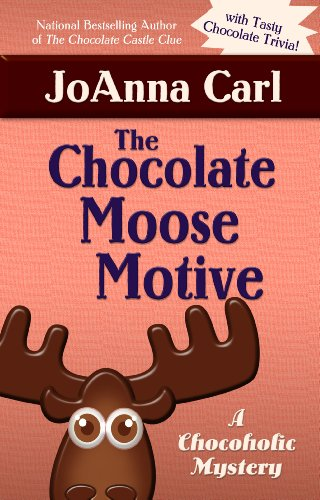 The Chocolate Moose Motive (Thorndike Press Large Print Mystery Series): Carl, JoAnna