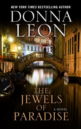 The Jewels of Paradise (Thorndike Mystery): Leon, Donna