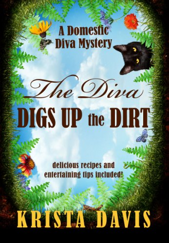 9781410454348: The Diva Digs Up The Dirt (A Domestic Diva Mystery)