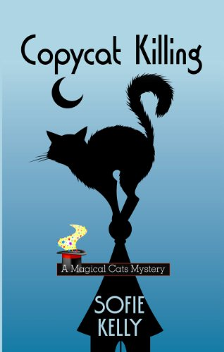 9781410454355: Copycat Killing (A Magical Cats Mystery)
