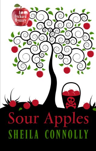 9781410454393: Sour Apples (An Orchard Mystery)