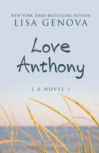 9781410454461: Love Anthony (Basic)