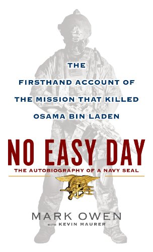 9781410454607: No Easy Day: The Firsthand Account of the Mission That Killed Osama Bin Laden