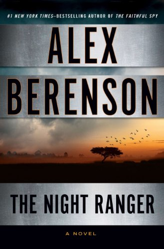 9781410454942: The Night Ranger (Wheeler Large Print Book Series)