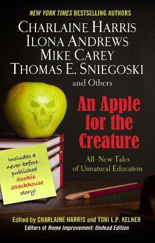 9781410455321: An Apple for the Creature (Wheeler Publishing Large Print Hardcover)
