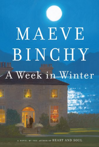 9781410455512: A Week in Winter (Thorndike Press Large Print Core Series)