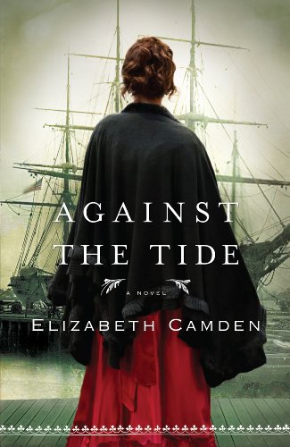 9781410455536: Against the Tide (Thorndike Press large print Christian historical fiction)