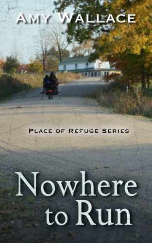 9781410455550: Nowhere to Run (Place of Refuge: Thorndike Press Large Print Christian Mystery)