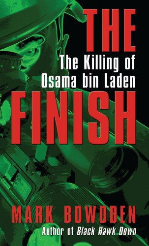 9781410455642: The Finish: The Killing of Osama Bin Laden