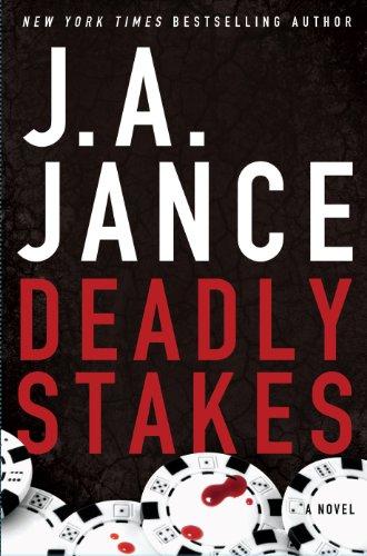 9781410455680: Deadly Stakes (Thorndike Press Large Print Basic Series)