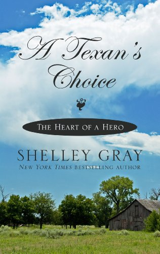 9781410455871: A Texan's Choice (The Heart of a Hero: Thorndike Press Large Print Christian Fiction)