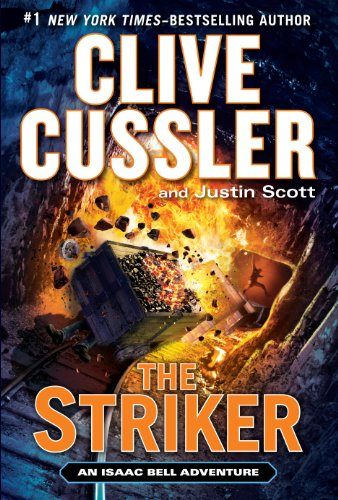 9781410455888: The Striker (Wheeler Large Print Book Series)