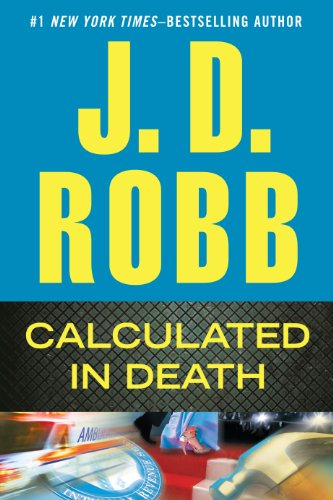 9781410455918: Calculated In Death (Wheeler Hardcover)
