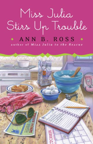 9781410456052: Miss Julia Stirs Up Trouble (Thorndike Press Large Print Core Series)