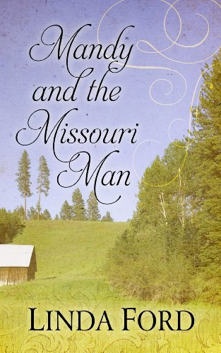 9781410456113: Mandy and the Missouri Man (Thorndike Press Large Print Clean Reads)