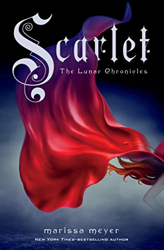 9781410456236: Scarlet (Lunar Chronicles, Book 2)