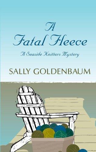 9781410456274: A Fatal Fleece (A Seaside Knitters Mystery)