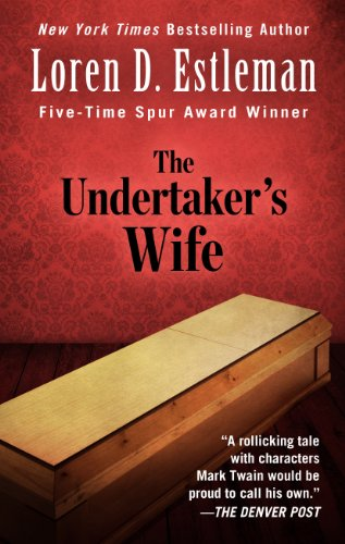 The Undertaker's Wife (Thorndike Large Print Western Series): Estleman, Loren D.