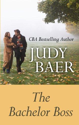 9781410456458: The Bachelor Boss (Thorndike Press Large Print Christian Fiction)