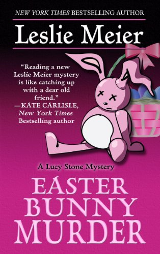 9781410456496: Easter Bunny Murder (Lucy Stone Mystery: Thorndike Press Large Print Mystery)