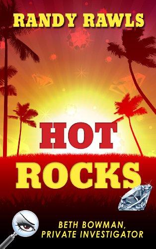 9781410456519: Hot Rocks (Thorndike Press Large Print Mystery Series)