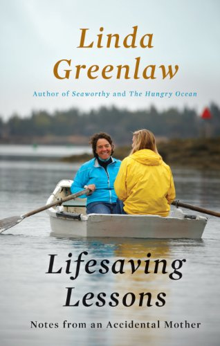 9781410456632: Lifesaving Lessons: Notes from an Accidental Mother (Thorndike Press Large Print Biographies & Memoirs Series)