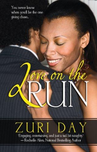 9781410456717: Love On The Run (Morgan Man: Thorndike Press Large Print African-American)