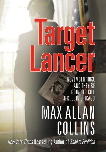 Target Lancer (Thorndike Press Large Print Mystery: Collins, Max Allan