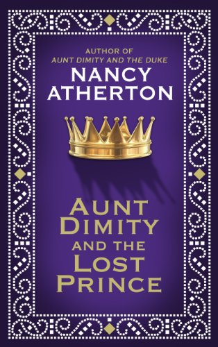 9781410456960: Aunt Dimity and the Lost Prince (Thorndike Press Large Print Mystery Series)