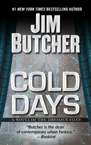 9781410457103: Cold Days (Thorndike Press Large Print Basic:)