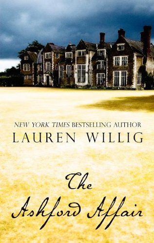 9781410457141: The Ashford Affair (Thorndike Press Large Print Core Series)