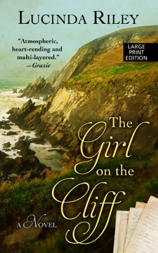 9781410457240: The Girl on the Cliff (Wheeler Large Print Book Series)