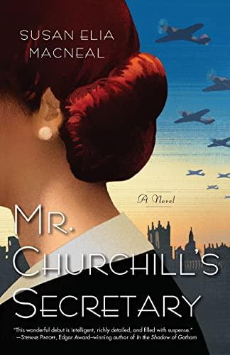 9781410457516: Mr. Churchill's Secretary (Thorndike Press Large Print Superior Collection)