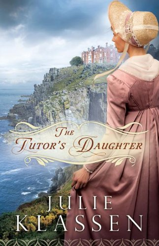 9781410457592: The Tutor's Daughter (Thorndike Press Large Print Christian Historical Fiction)