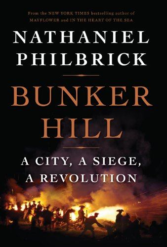 9781410457783: Bunker Hill: A City, a Siege, a Revolution (Wheeler publishing large print hardcover)