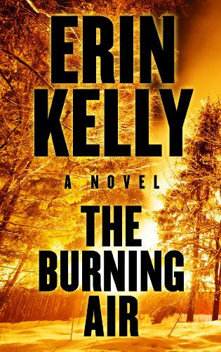 9781410457929: The Burning Air (Thorndike Press Large Print Basic Series)