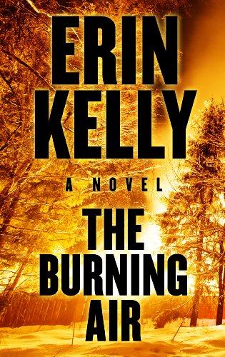 9781410457929: The Burning Air (Thorndike Press Large Print Basic)