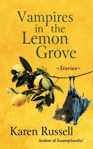 9781410457981: Vampires in the Lemon Grove: Stories (Thorndike Press Large Print Basic Series)