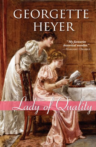 Lady of Quality (Thorndike Press Large Print Clean Reads) (1410458008) by Georgette Heyer
