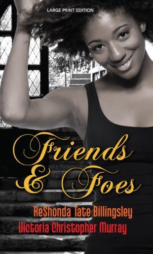 9781410458087: Friends & Foes (Thorndike Press Large Print African-American)