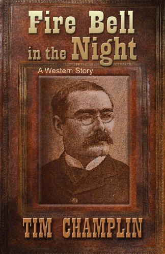 9781410458131: Fire Bell In The Night: A Western Story (Wheeler Western)