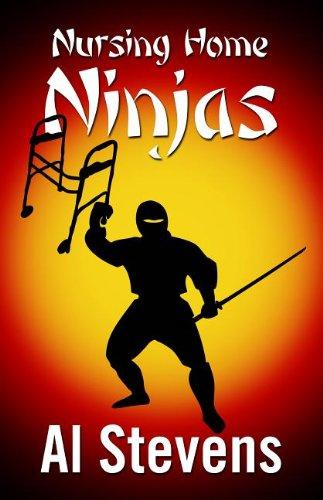 9781410458179: Nursing Home Ninjas (Wheeler Publishing Large Print Cozy Mystery)