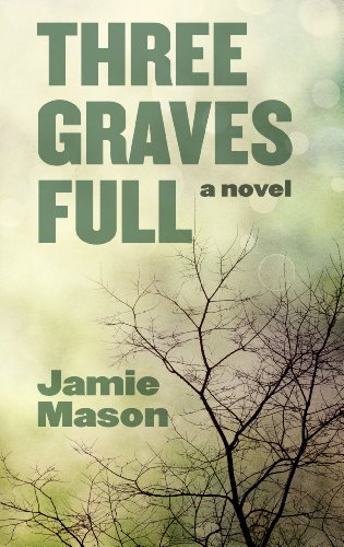 9781410458216: Three Graves Full (Thorndike Press Large Print Reviewers' Choice)