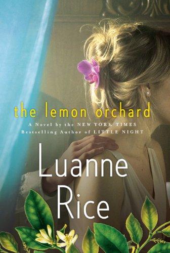 9781410458469: The Lemon Orchard (Wheeler Hardcover)