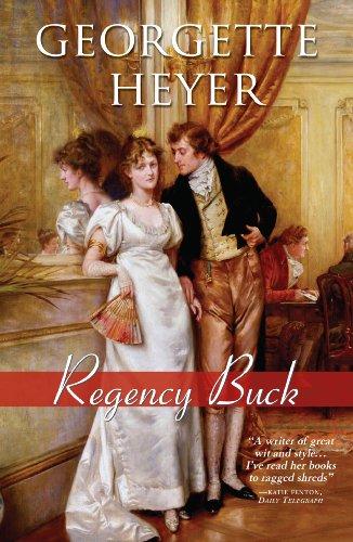9781410458506: Regency Buck (Thorndike Press Large Print Clean Reads)