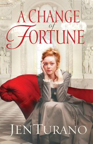 9781410458537: A Change of Fortune (Thorndike Press Large Print Christian Historical Fiction)