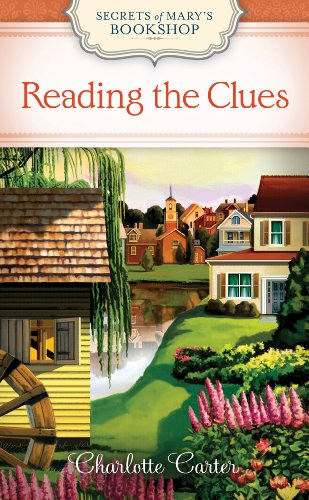 9781410458674: Reading the Clues (Secrets of Mary's Booksshop: Thorndike Press Large Print Christian Mystery)