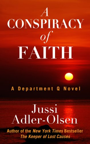 9781410458681: A Conspiracy of Faith (Department Q Novels)