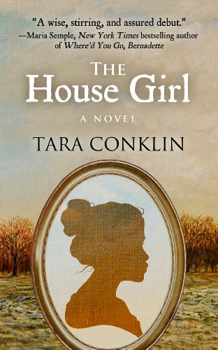 9781410458742: The House Girl (Wheeler Publishing Large Print Hardcover)